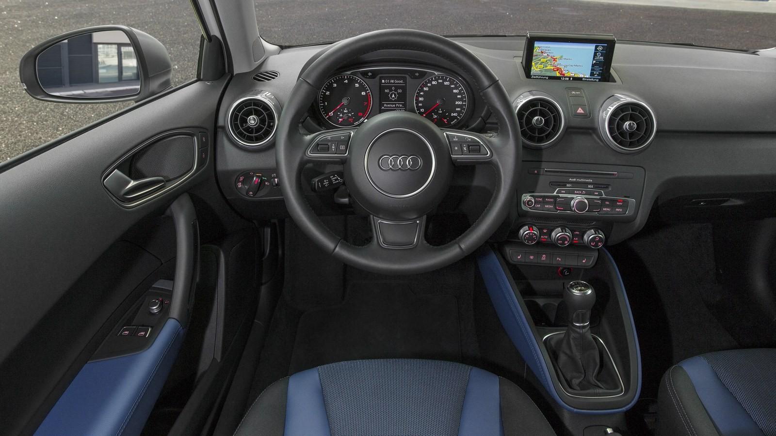 Audi A1 Sportback текущего поколения