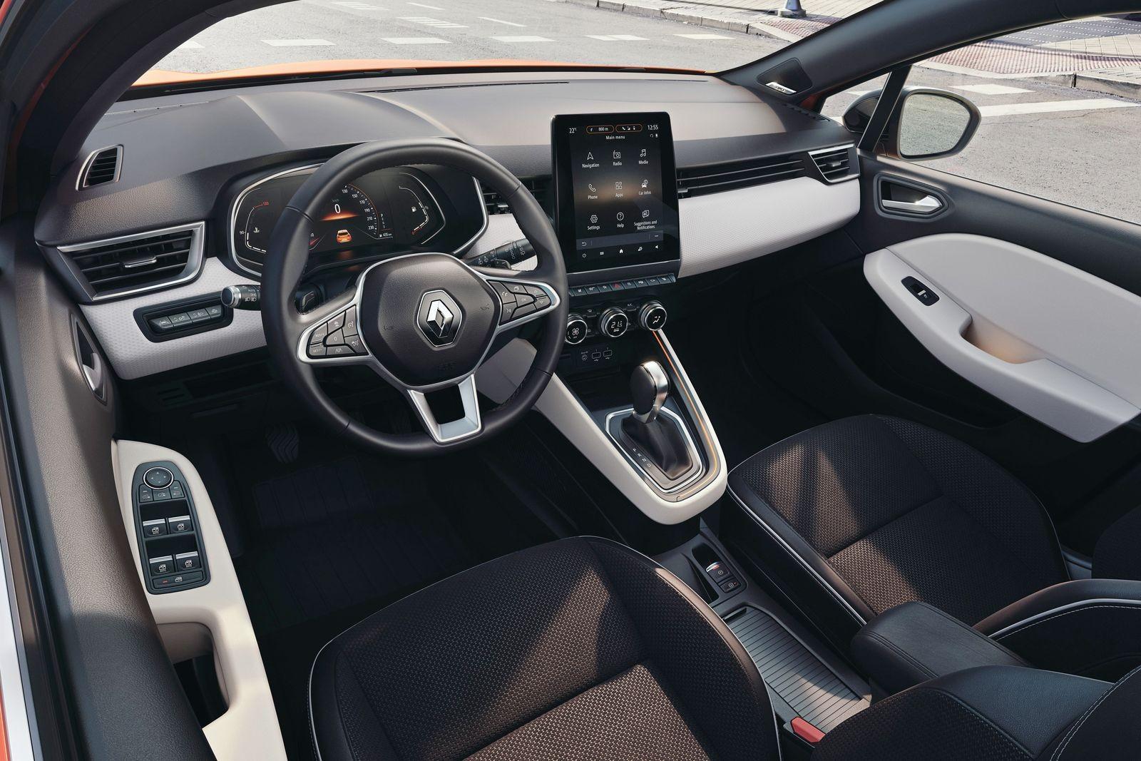 2019 — Nouvelle Renault CLIO
