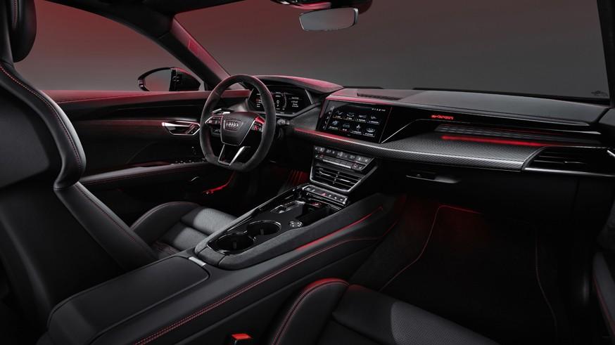 Audi показала e-tron GT и версию RS: менее мощные, но дешевле, чем Porsche Taycan