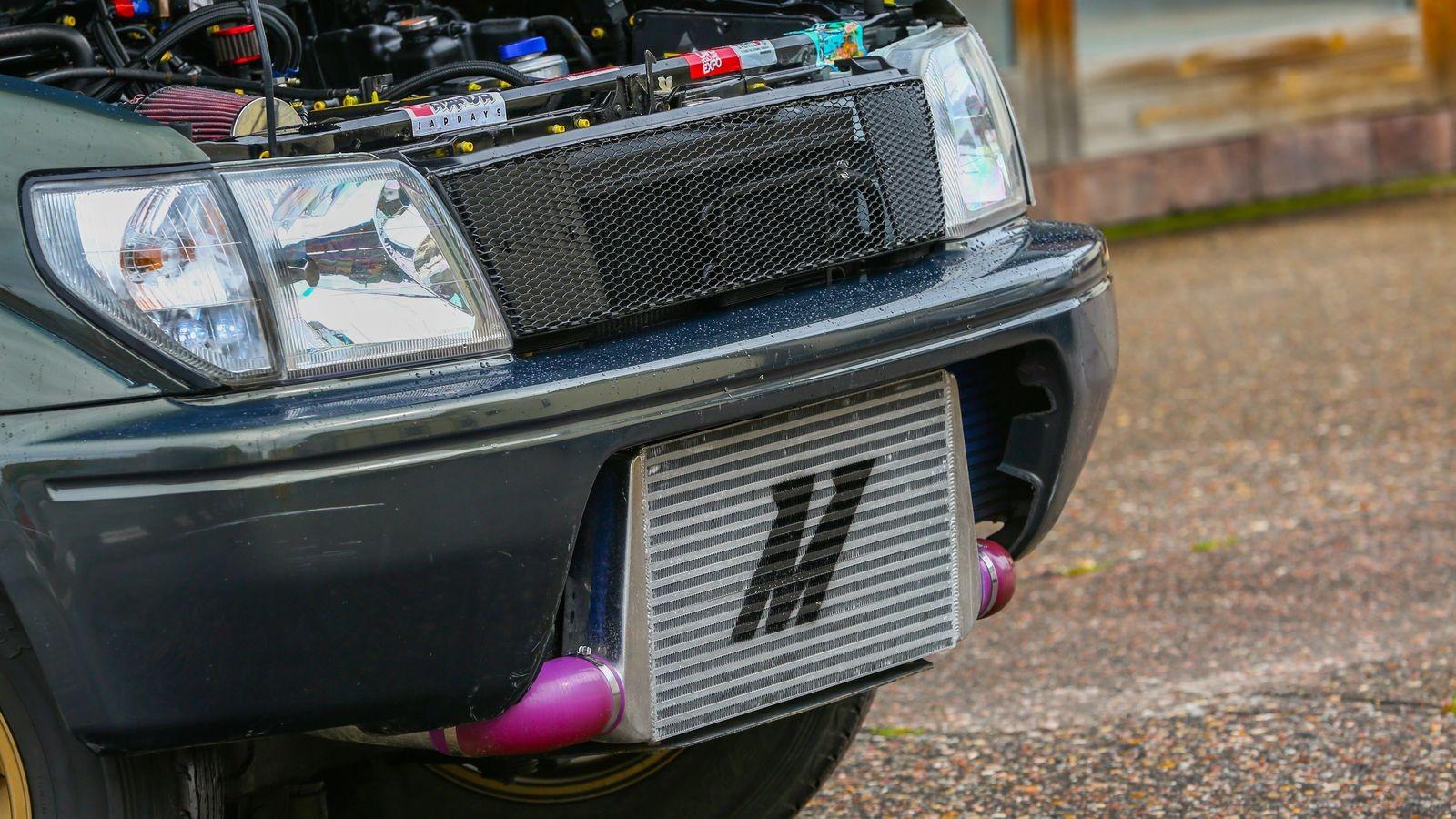 Рамный… спорткар?! Тюнинг Toyota Land Cruiser Prado II J90