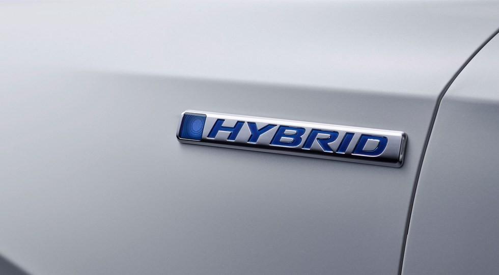 Тизер гибридного Honda CR-V