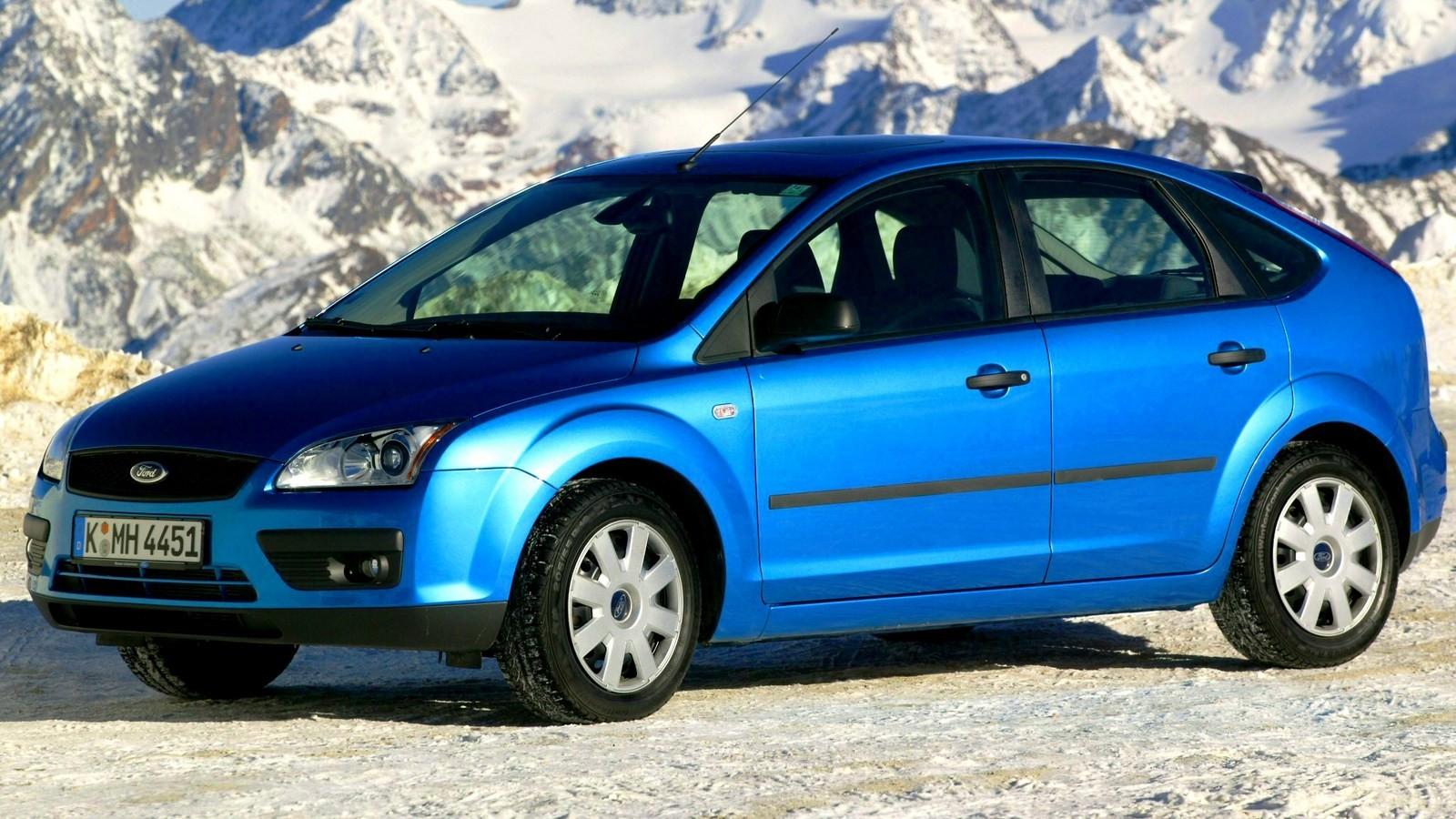 На фото: Ford Focus '2004–08