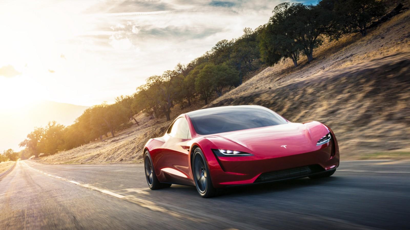 Tesla Roadster '2018