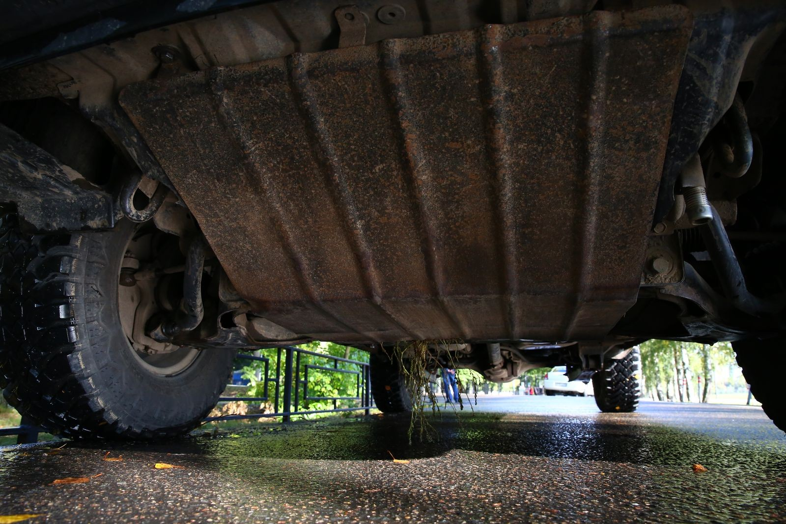 Hyundai Starex/H-1 A1 с пробегом: кузов жив, пока не сгнила рама, а электрика чинится на коленке