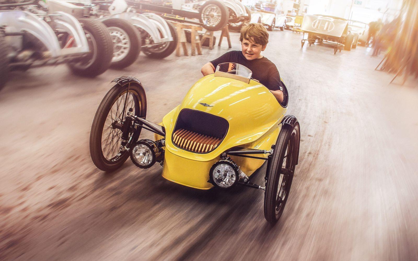 Morgan EV3 Junior
