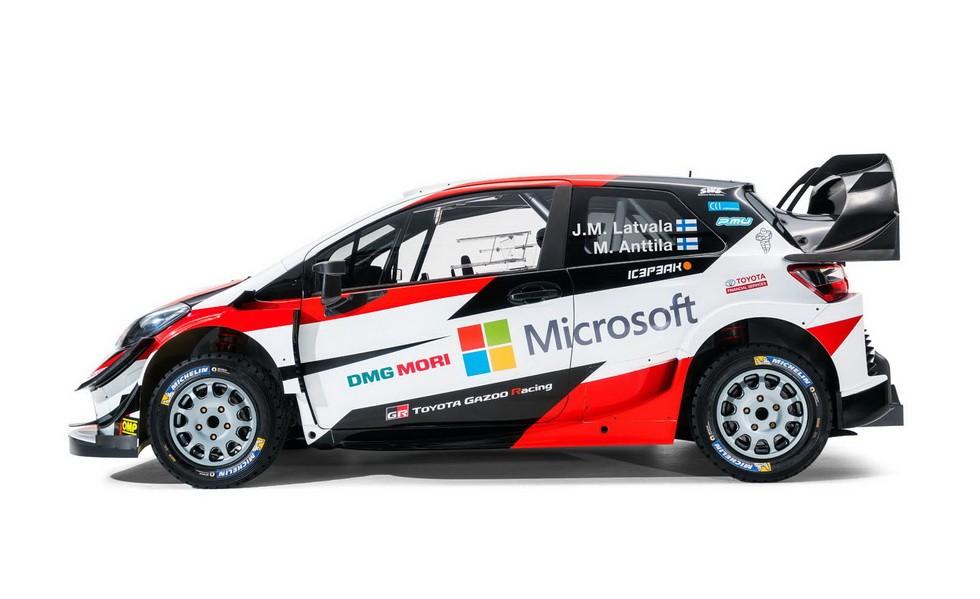 Toyota Yaris WRC 2018 4