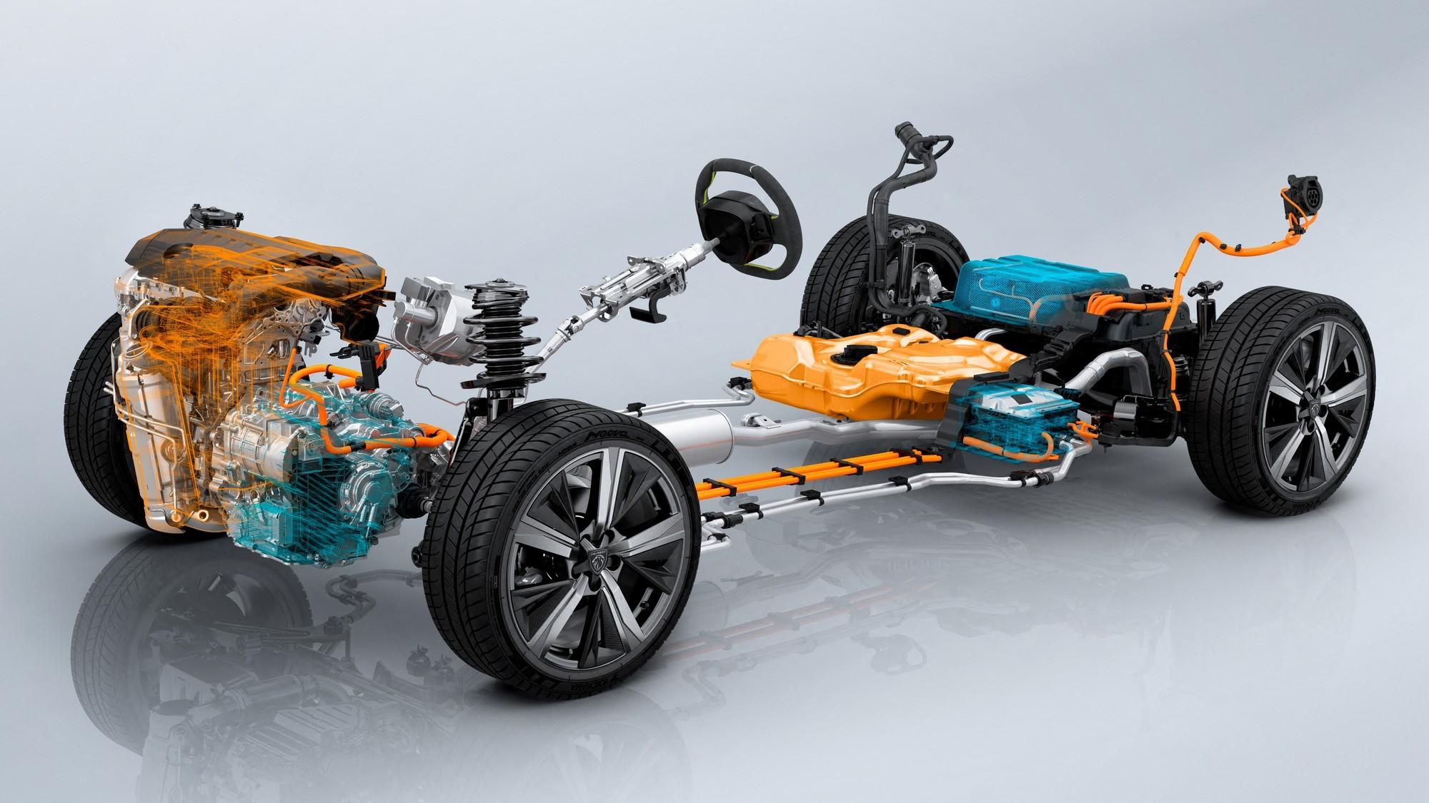 Новый Peugeot 308: старая платформа и более агрессивный, «львиный» дизайн