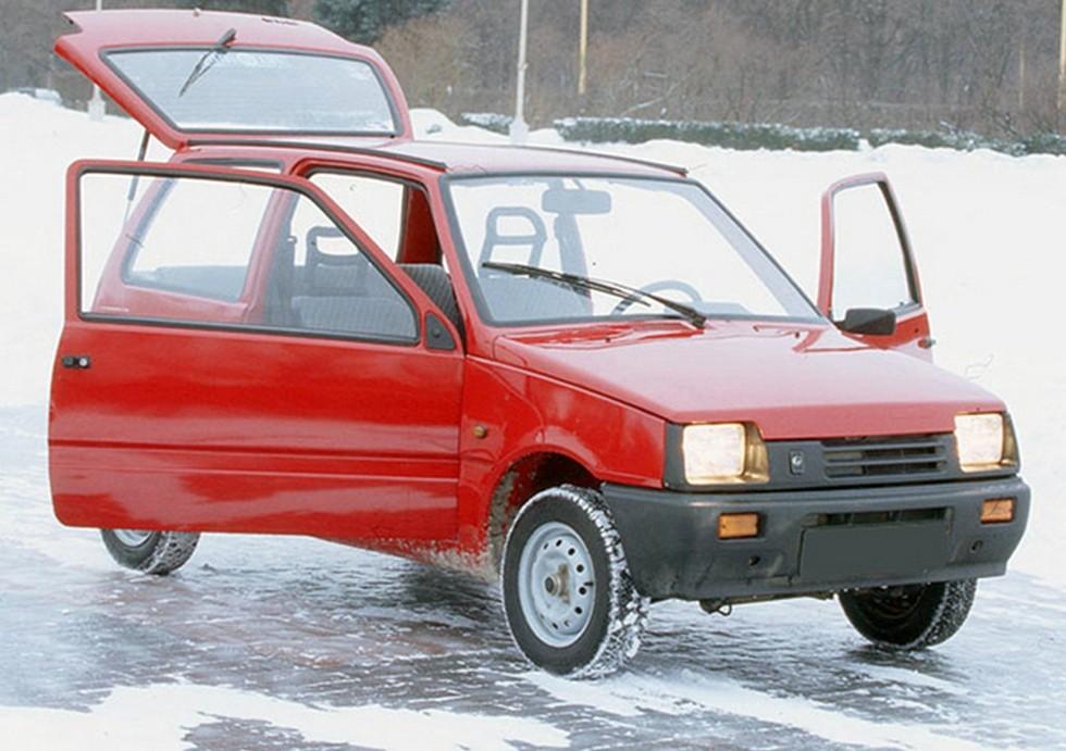 СеАЗ-1111-01 Ока '1990–2008