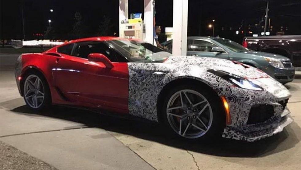 Chevrolet Corvette ZR1 4