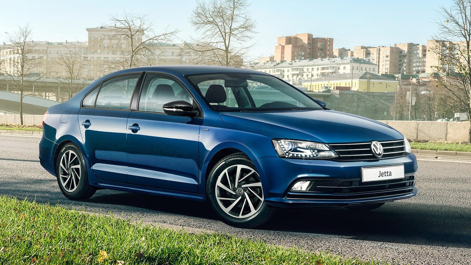 На фото: Volkswagen Jetta Life