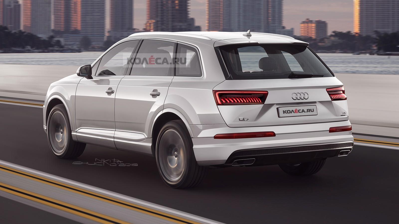 Audi Q7 rear1