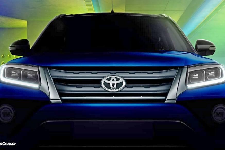 Кроссовер Toyota Urban Cruiser на базе Suzuki раскрыли до премьеры (отличий не так уж и много)