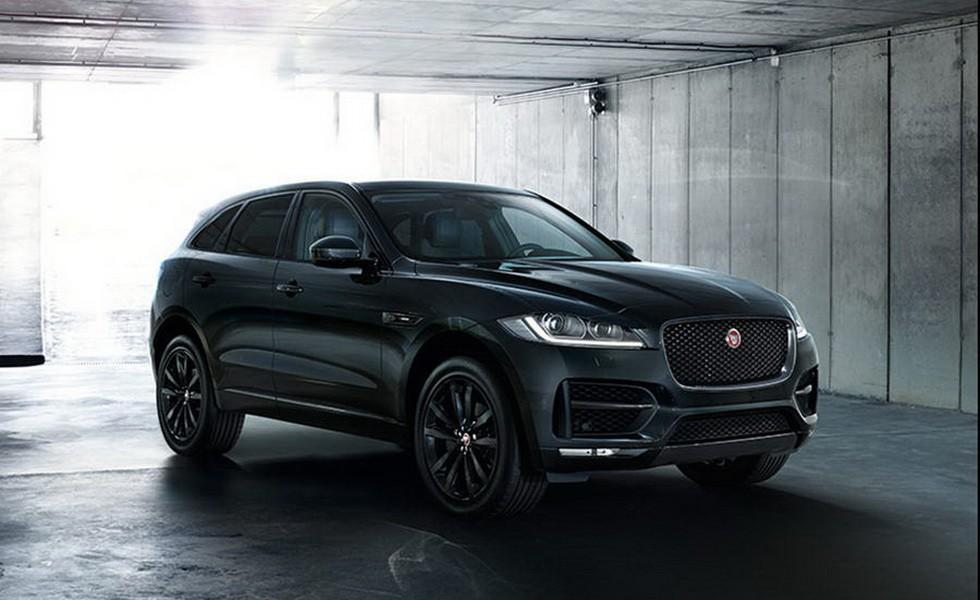 Jaguar F-Pace Black Edition