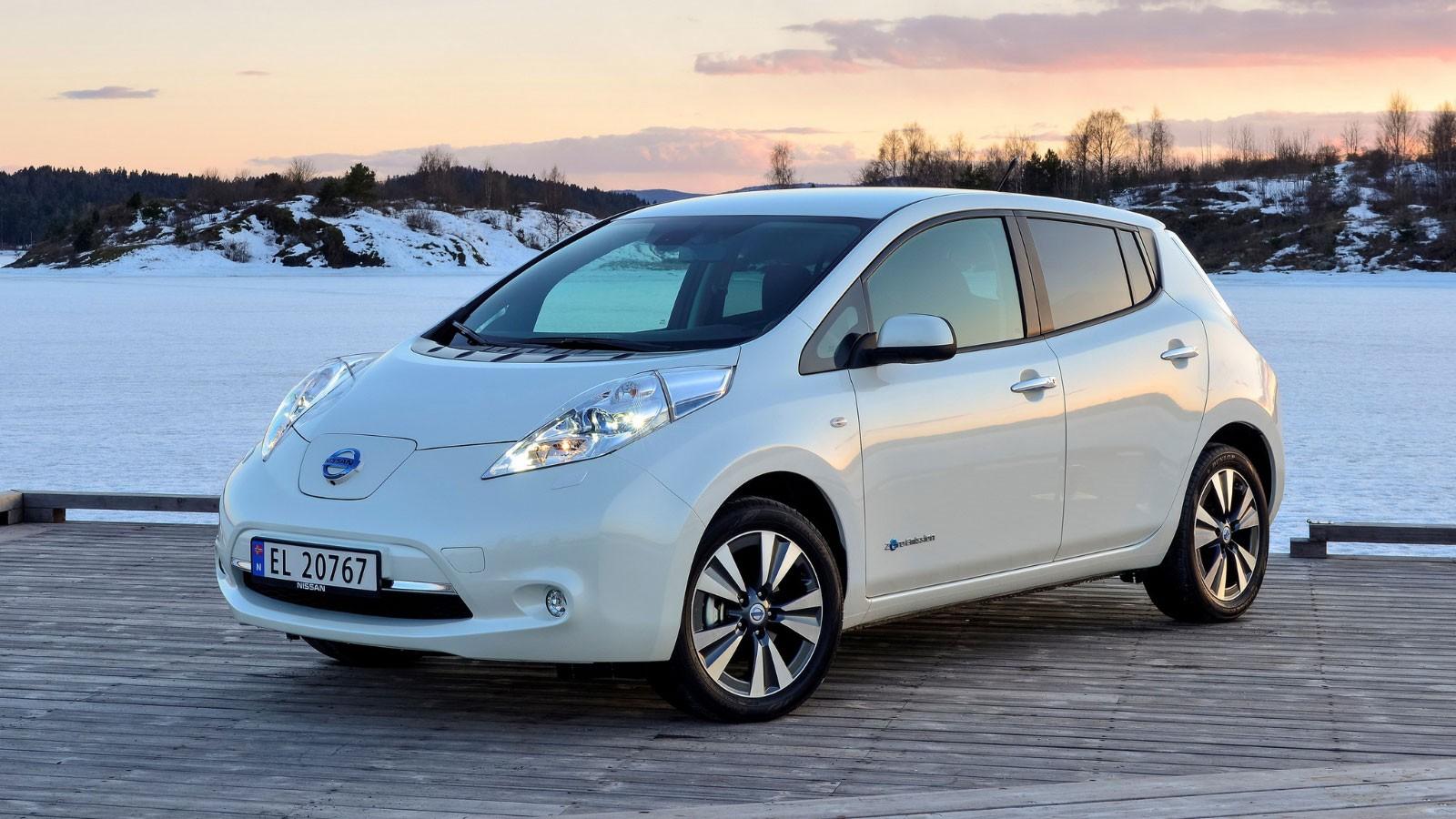 Nissan Leaf Worldwide '2013–17