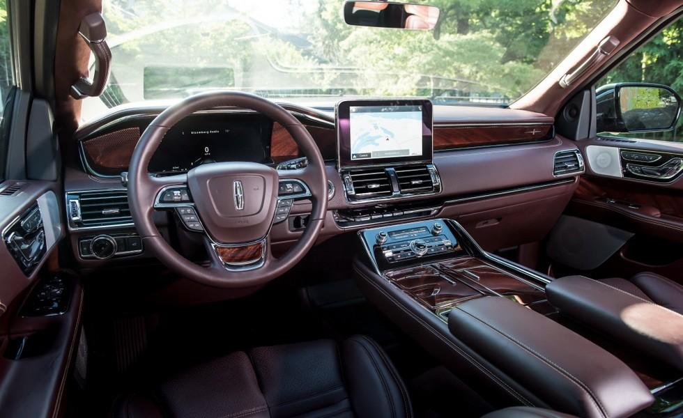Lincoln Navigator HPE600 3