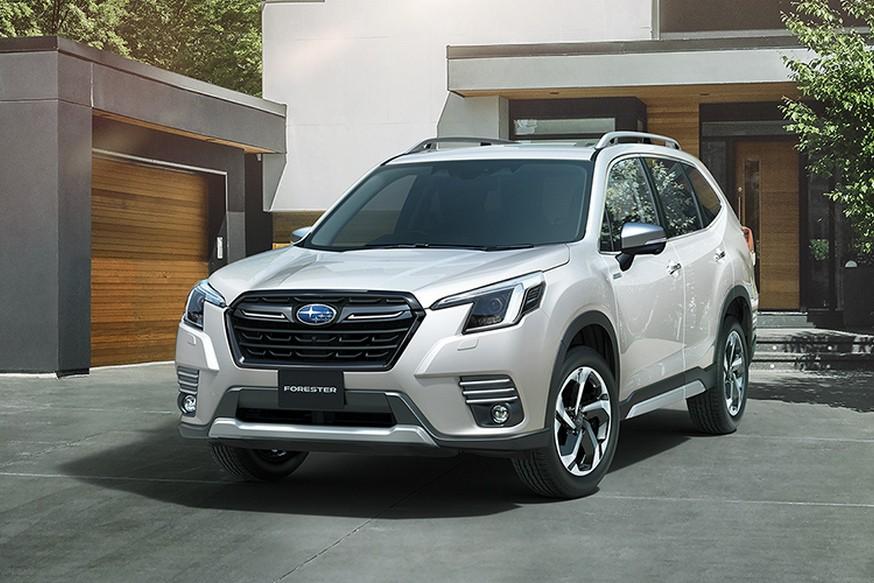 Обновлённый Subaru Forester собрался в Россию: кроссовер предложат с прежними моторами