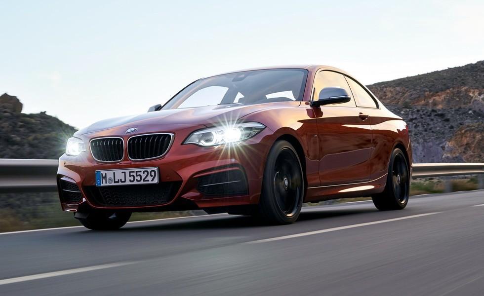 BMW 2-Series текущего поколения