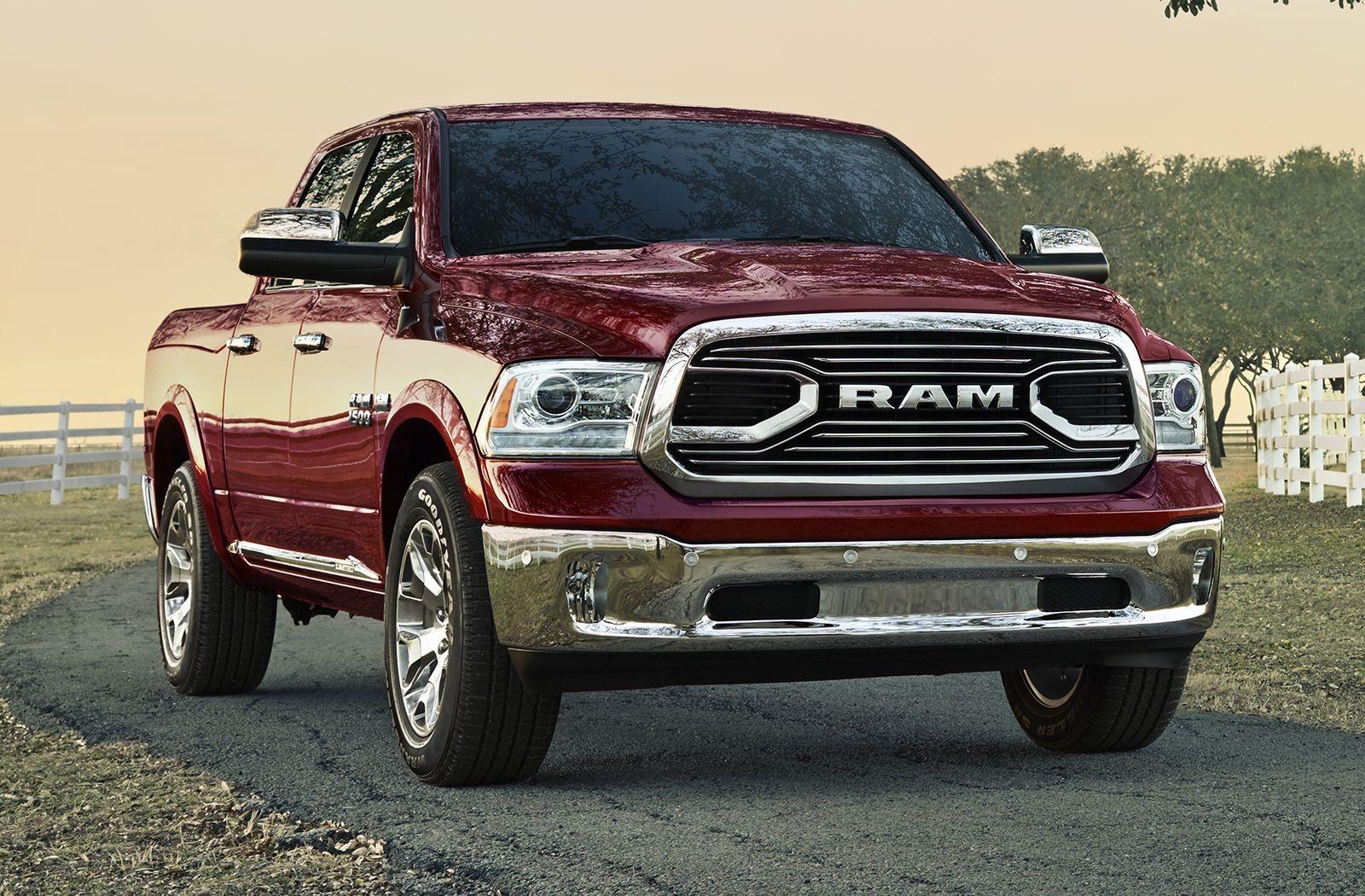 Ram – самый востребованный американский пикап на российском рынке.
