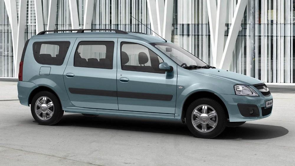 Lada Largus (RS0) '2012–н.в.