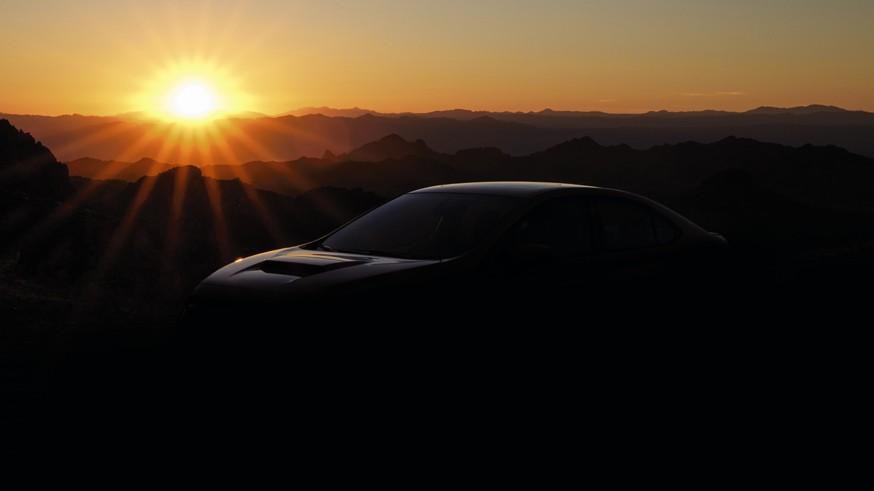 В преддверии премьеры Subaru решила подразнить тизером WRX нового поколения