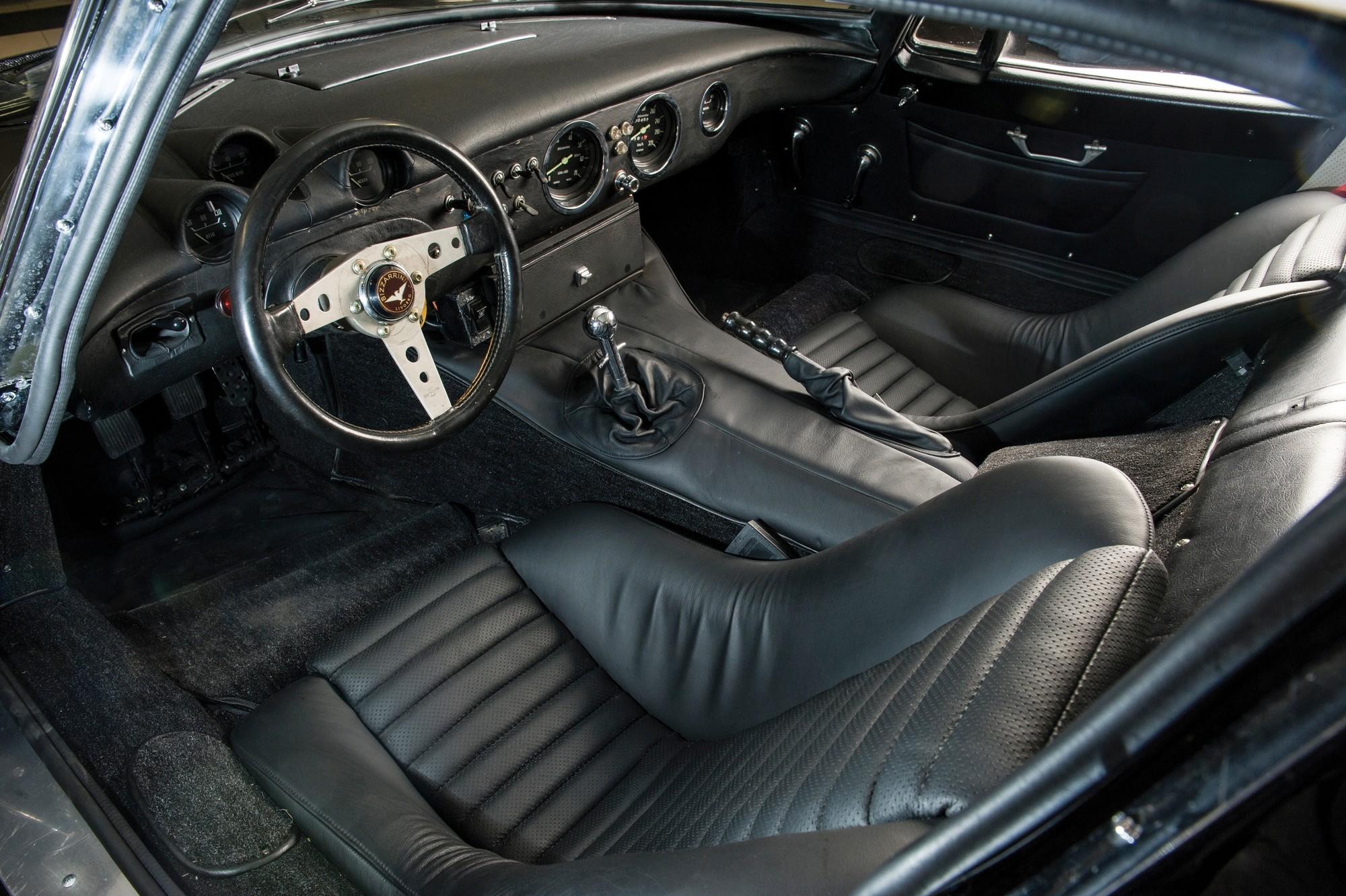 Итальянскую марку Bizzarrini возродят в 2021 году бывшие топ-менеджеры Aston Martin