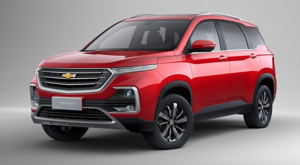 Chevrolet Captiva Turbo (2019)