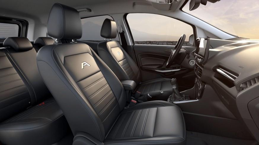 Показался до официальной премьеры: топовый Ford EcoSport можно будет отличить «на глаз»