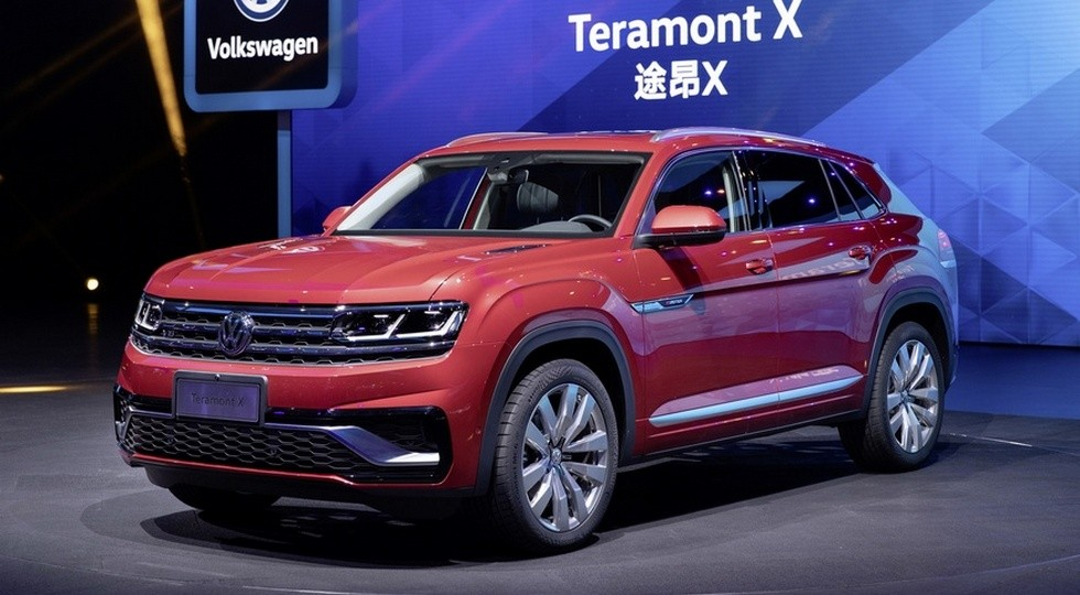 Volkswagen — Auto China 2019