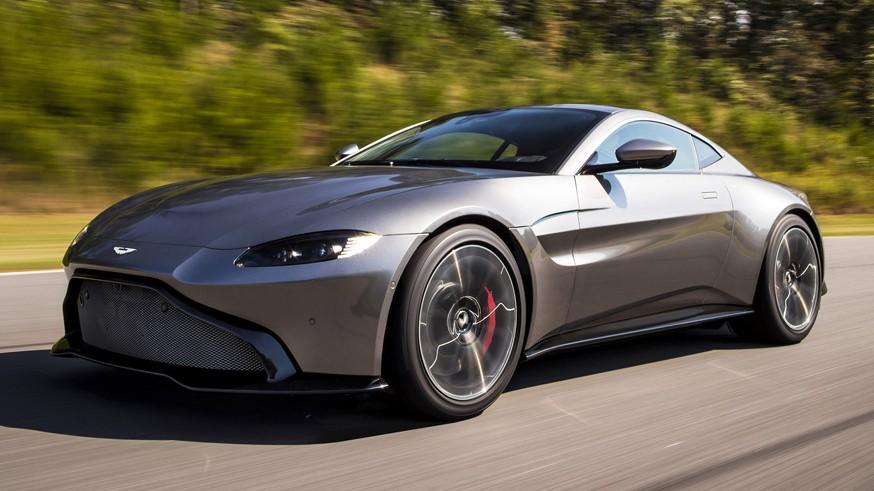 Зелёный люкс: преемники Aston Martin Vantage и DB11 получат только электрическую «начинку»