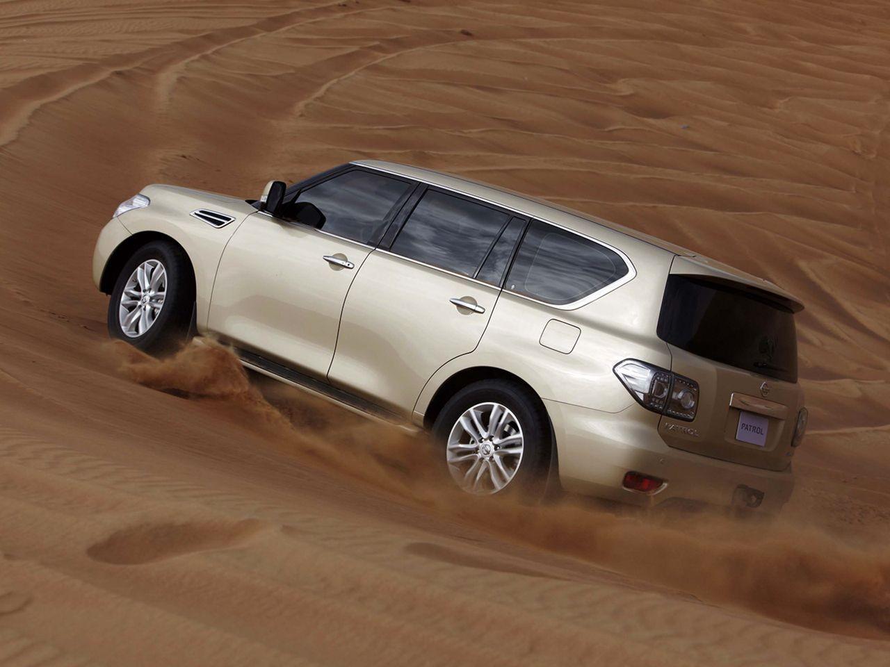 Мотор возьмет все: стоит ли покупать Nissan Patrol VI за 2,5 миллиона рублей