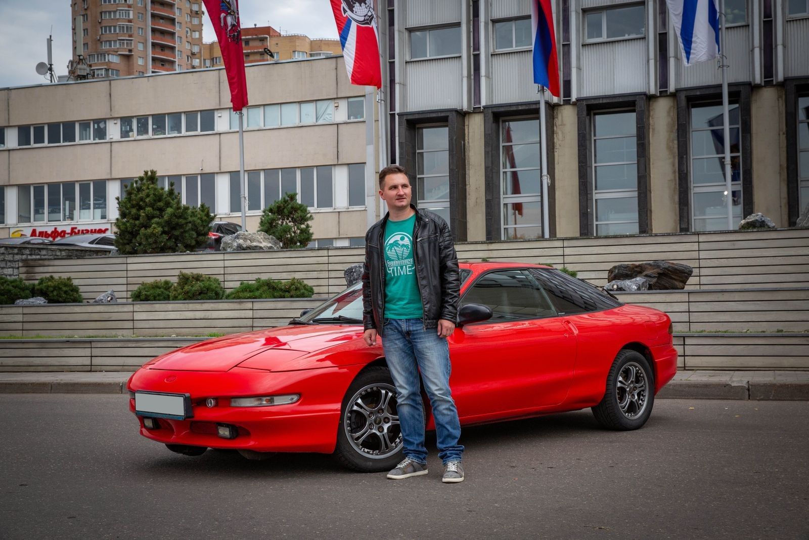 Купе из детских фантазий за 110 тысяч рублей: опыт владения Ford Probe 1993 года