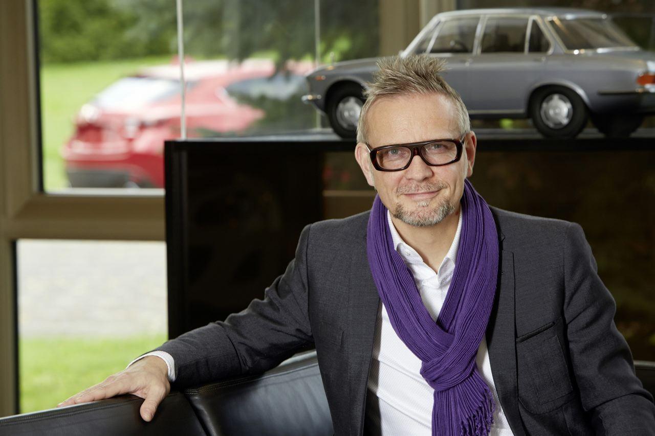 Kevin Rice Mazda Europe design director