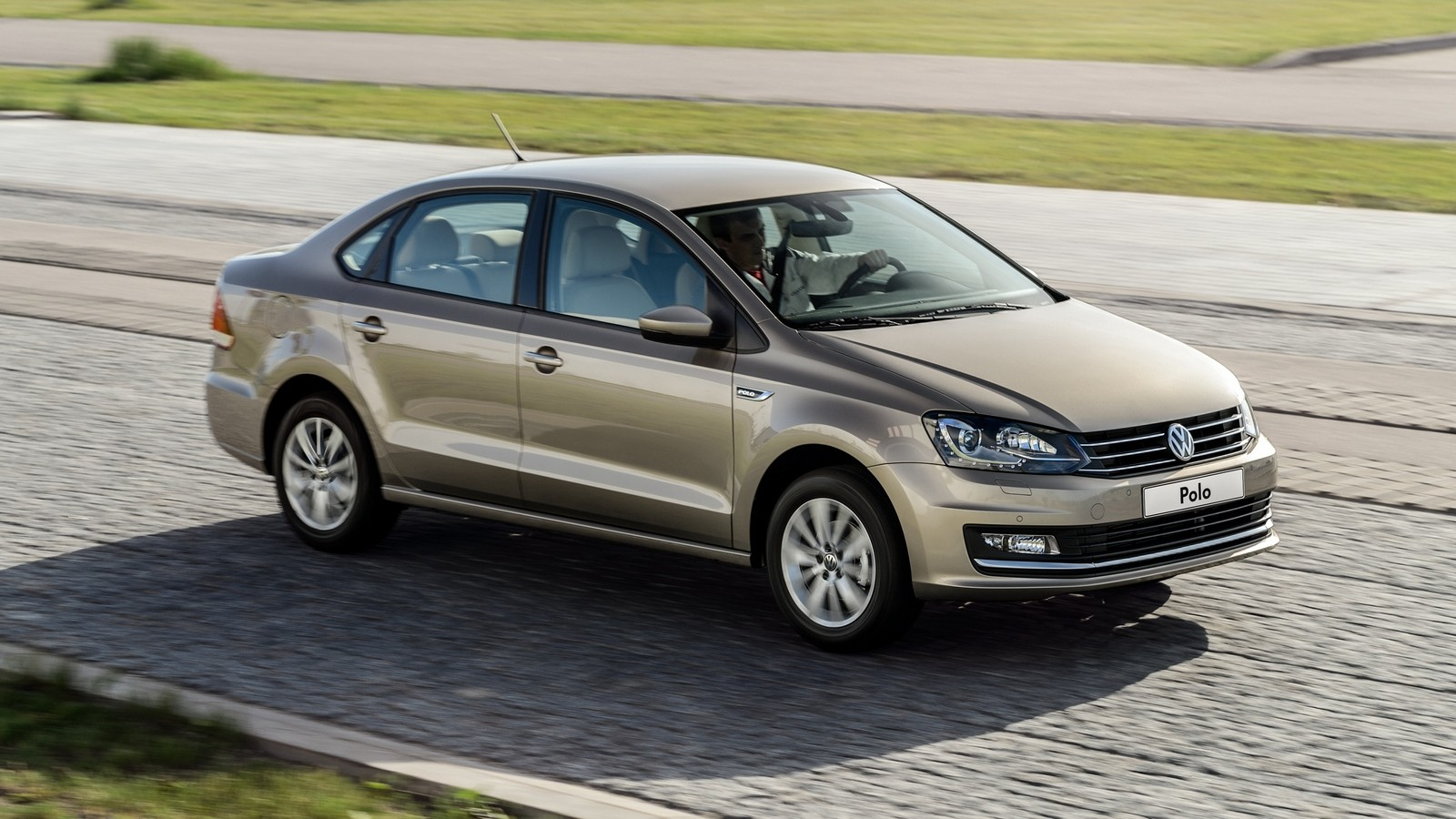 Volkswagen Polo Sedan (Typ 6C) '2015–н.в.э