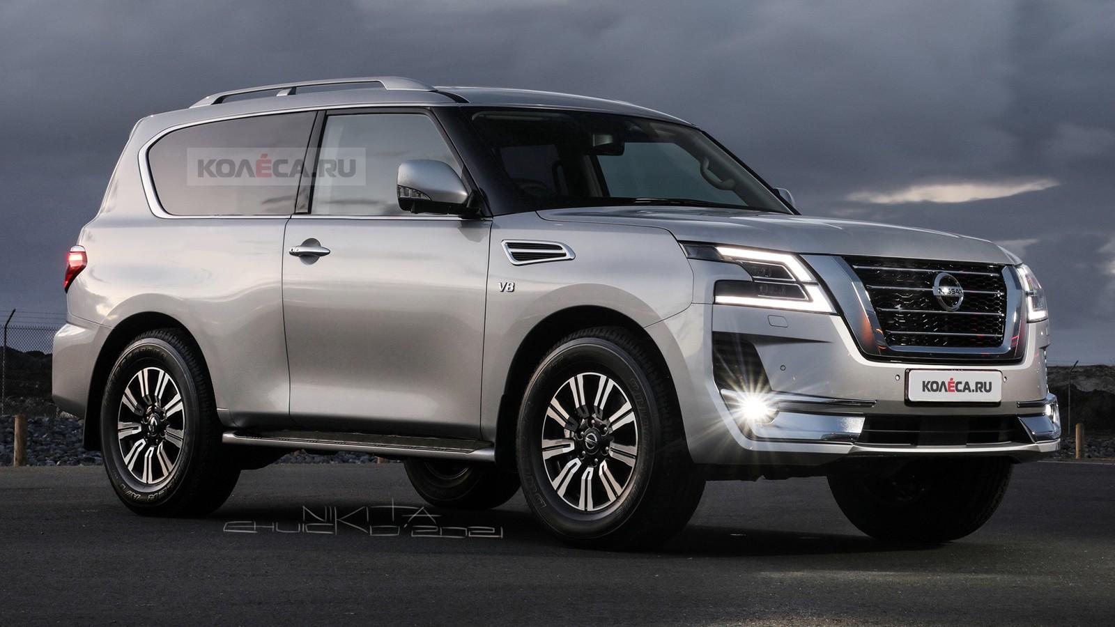 Трёхдверный Nissan Patrol: каким он может быть
