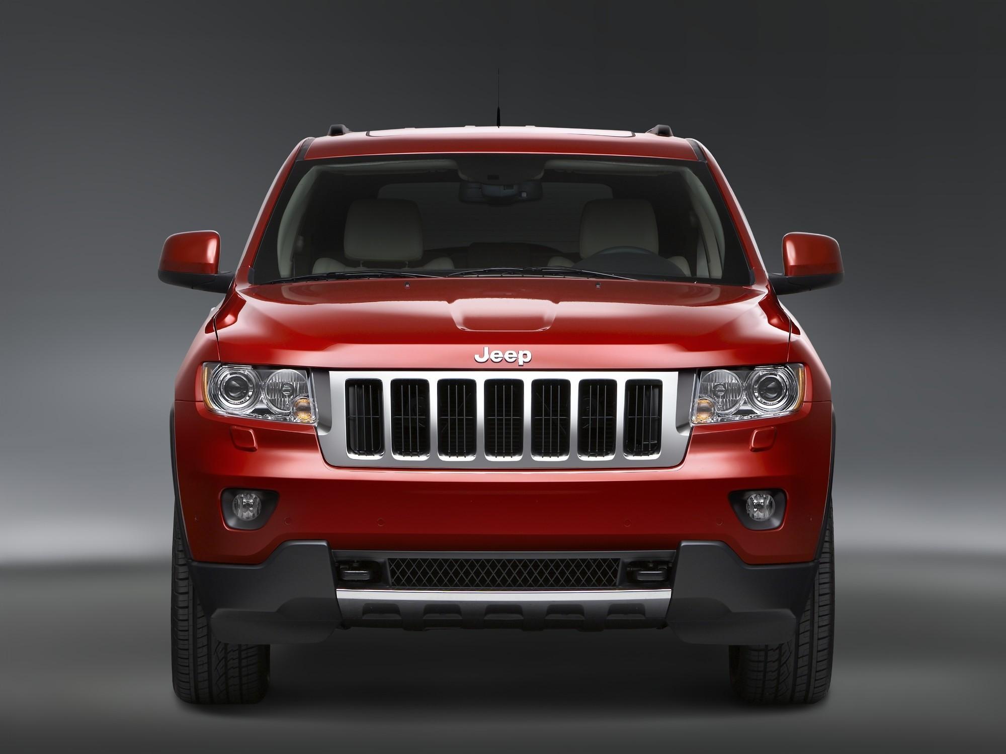 Ошибка на ошибке: в России опять отзывают глохнущие Jeep Grand Cherokee