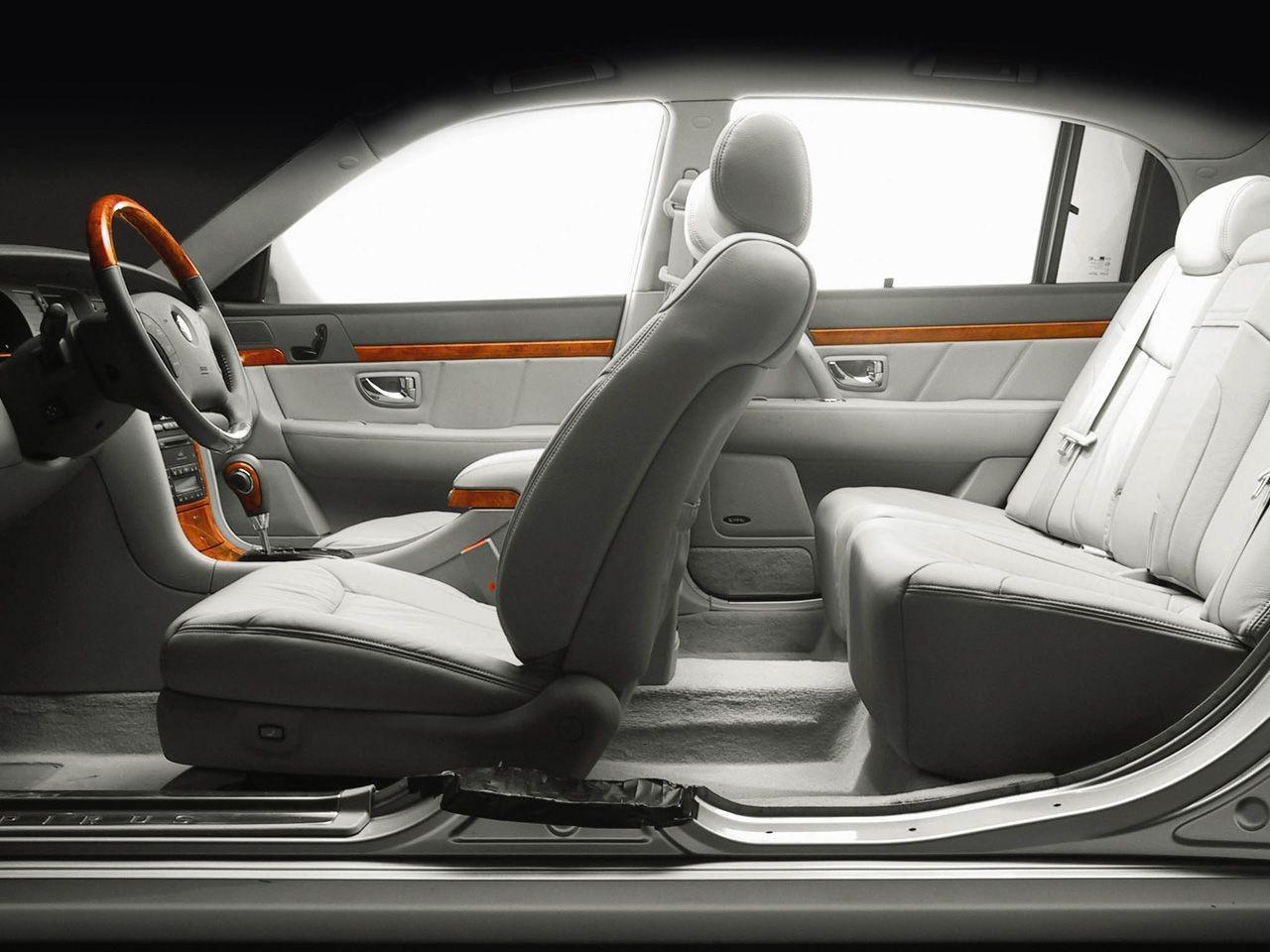 Корейская машина, но не как у всех: стоит ли покупать Kia Opirus за 500 тысяч рублей