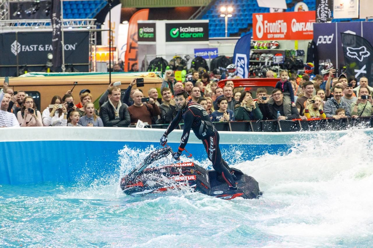 10-я международная выставка техники для активного отдыха «Мотовесна 2021»