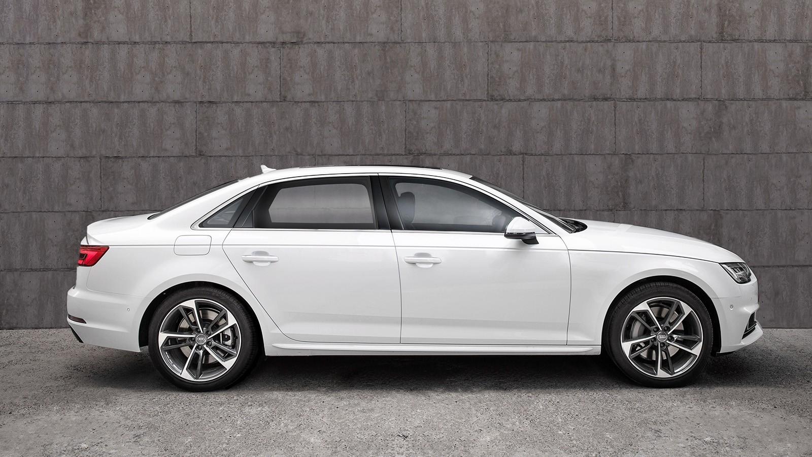 На фото: Audi A4 L для китайского рынка