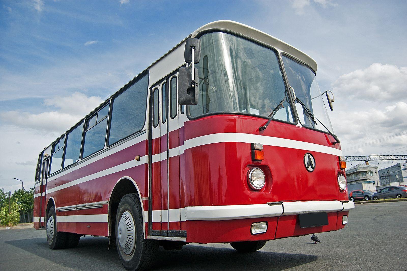 Хороший ты парень, Наташка: тест-драйв автобуса ЛАЗ 695Н