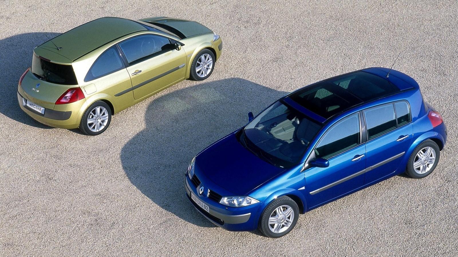Renault Mégane '2003–12