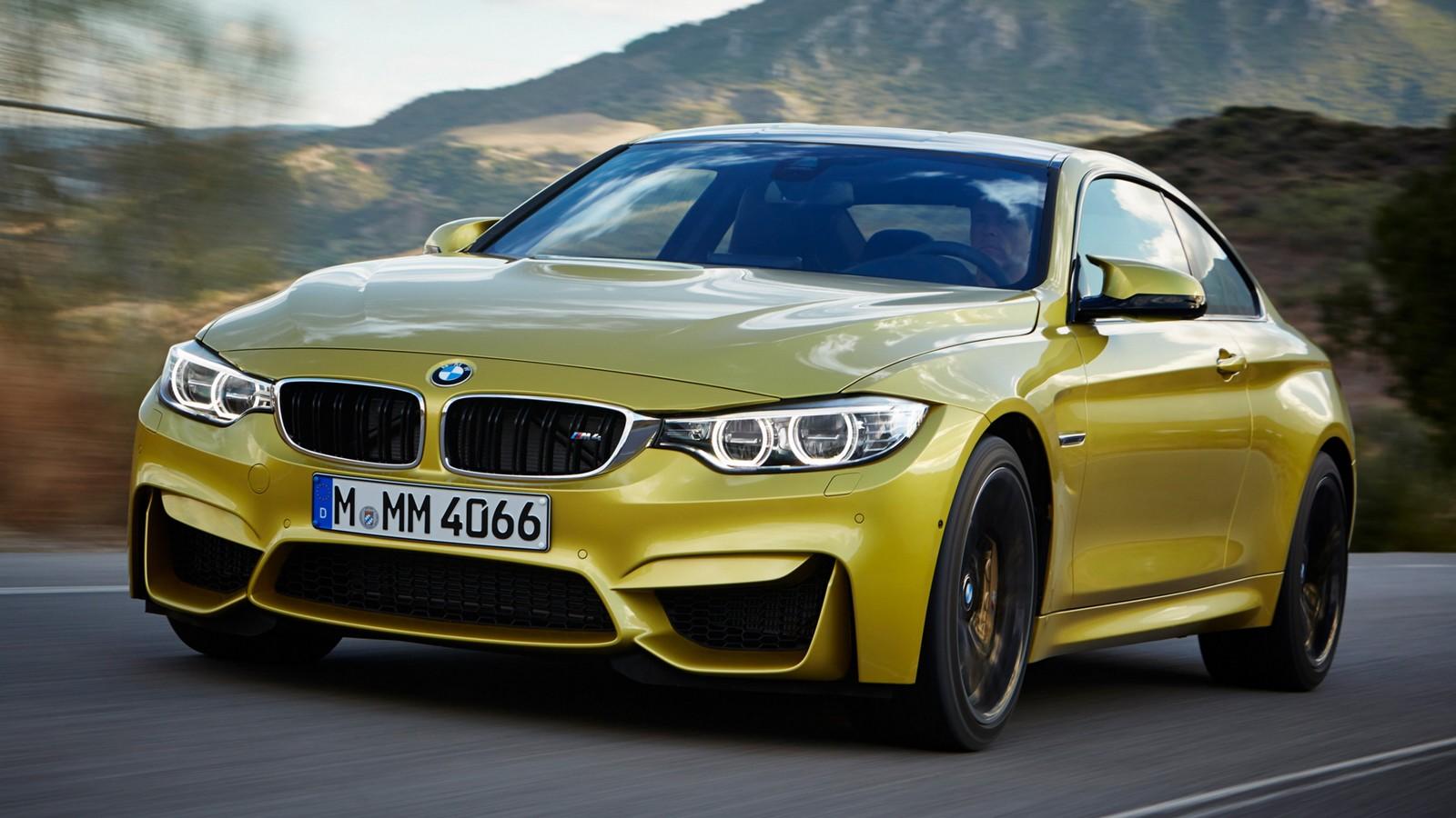 На фото: BMW M4