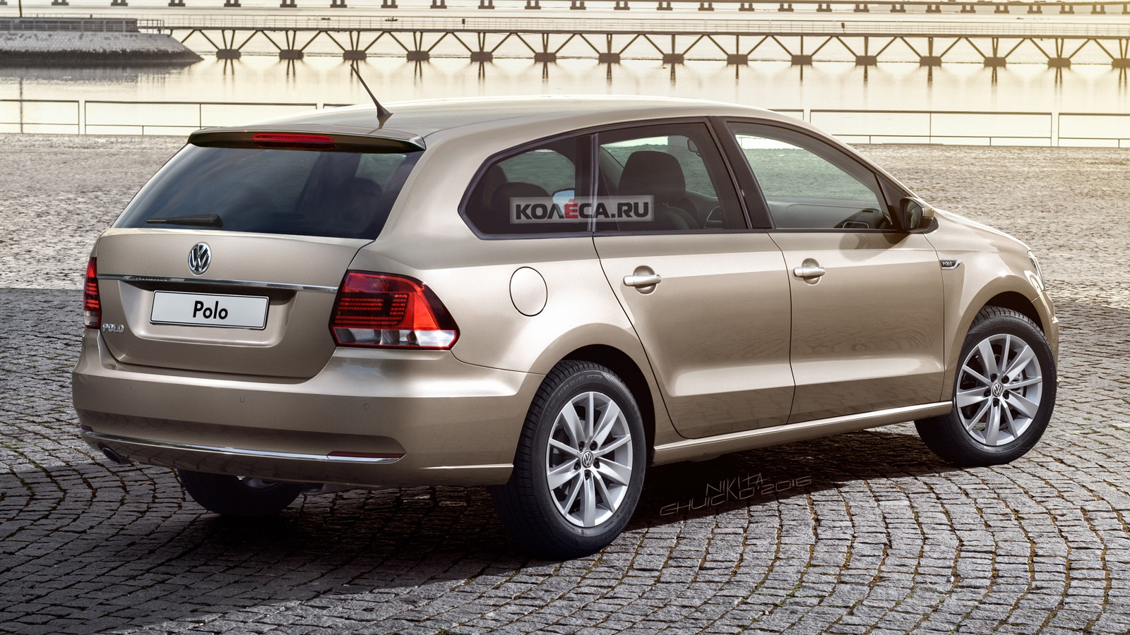 Volkswagen Polo wagon2