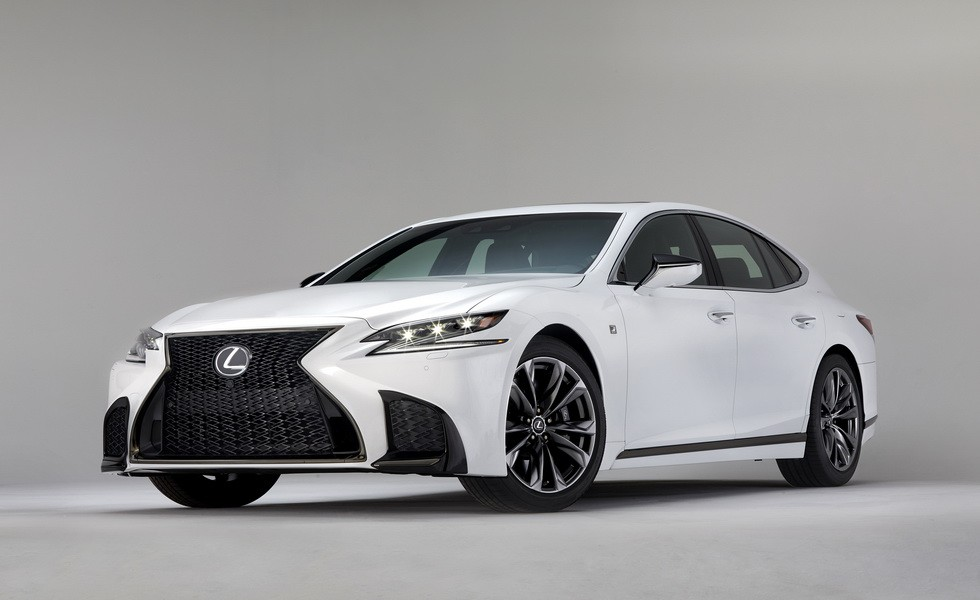Lexus LS 500 F SPORT 2018