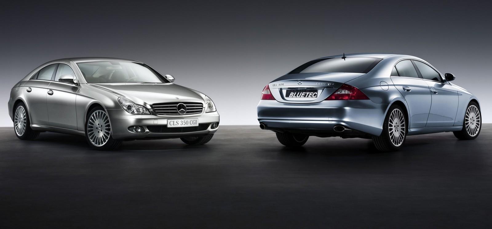 Mercedes-Benz CLS-Klasse (219) '2003–10