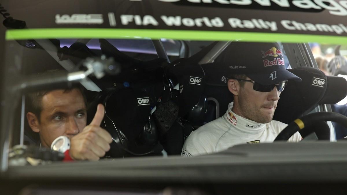 В этом году великому Ожье становится все сложнее и сложнее бороться за чемпионство в WRC