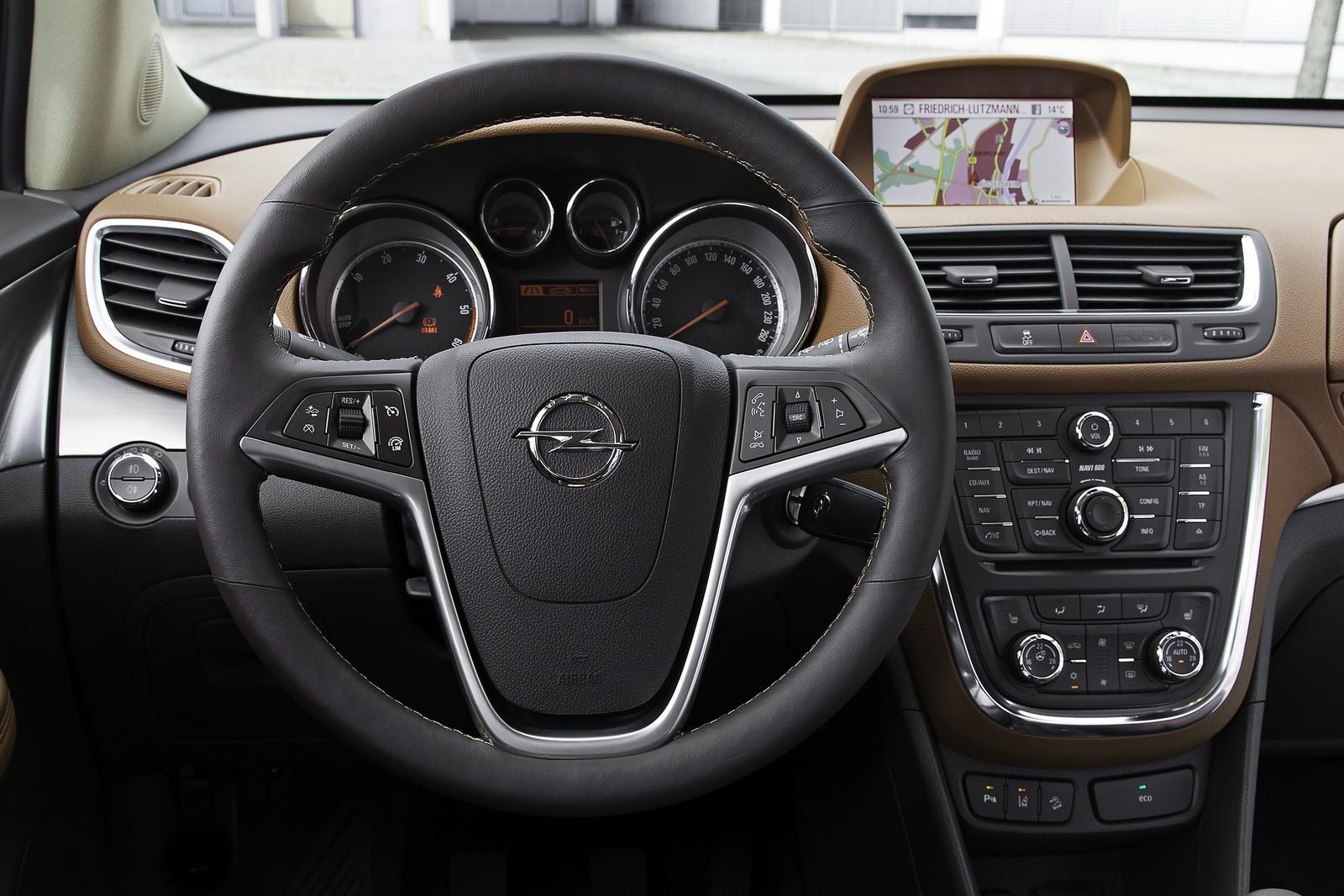 6 Торпедо Opel Mokka '2021–16