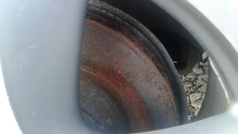 Porsche Cayenne тормозной диск