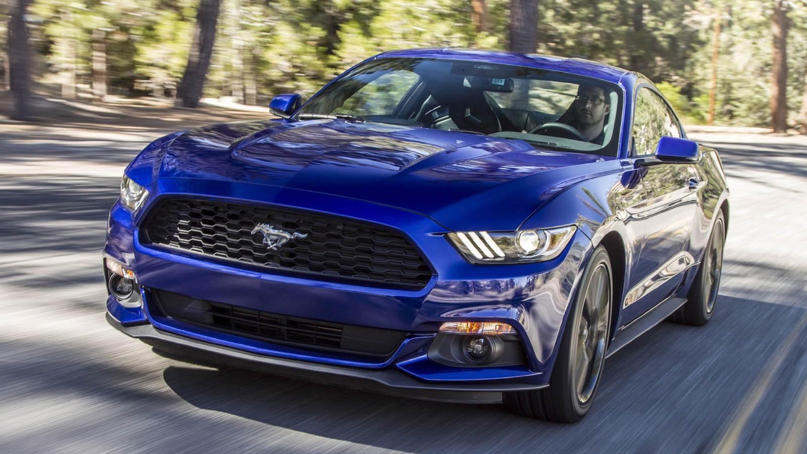 Ford Mustang EcoBoost Fastback '2014–н.в.