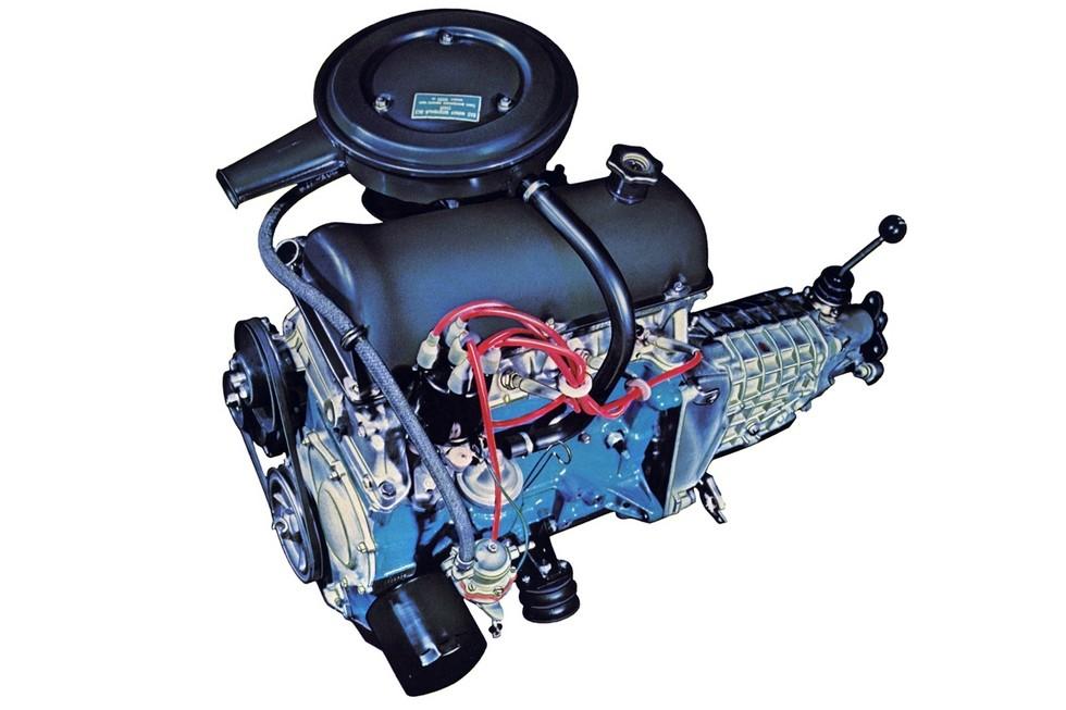 vaz 21011 двигатель