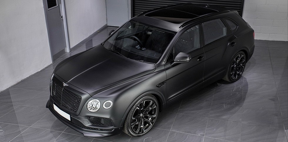 Bentley Bentayga от Wheelsandmore 3